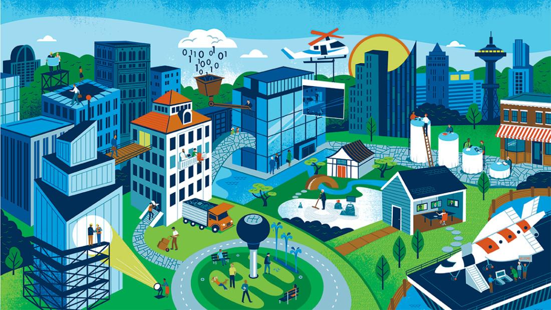Ein neues Zeitalter der Arbeit ist angebrochen – Global Human Capital Trends 2015
