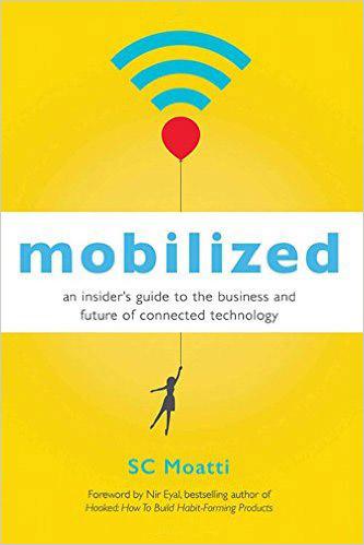 """Cover von SC Moattis Bestseller """"mobilized"""""""