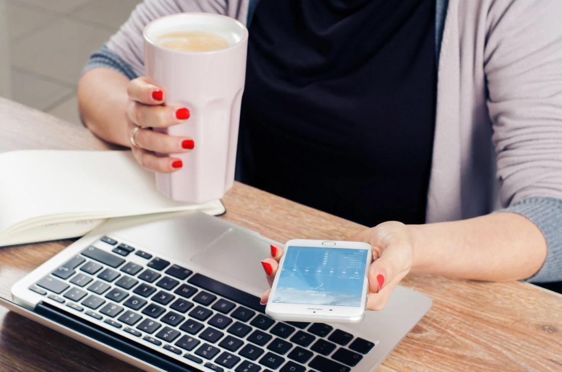 Gesundheit in der digitalen Arbeitswelt